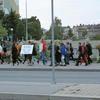 Kdo volí soucit... Demonstrace v rámci Světového dne hospodářských zvířat v MB