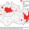 Obr. 2 Překročení CIL ČR 2011