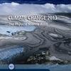 Obálka páté hodnotící zprávy Mezivládního panelu ke změně klimatu- IPCC