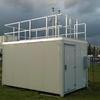 Výměna monitorovací stanice kvality ovzduší na Severním sídlišti 6