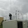 Výměna monitorovací stanice kvality ovzduší na Severním sídlišti 7