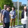 Výměna monitorovací stanice kvality ovzduší na Severním sídlišti 8