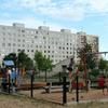 DH 8 Park vnitroblok - dětské hřiště