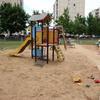 DH 10 Mládežnická ul. – oplocené dětské hřiště