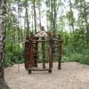 DH 2 Radouč – dřevěné hřiště v lesíku nad Debří