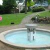 VODA 8 Fontána v Hejdově zahradě