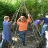 Divočina na zahradě - seminář o přírodních dětských hřištích