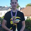 David Kozák vítězem mezinárodního kola 50. olympiády mladých chovatelů