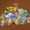 Sbírka pamlsků od dětí z kroužků