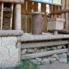 Kultivovaná hromada kamení pro plazí nájemníky