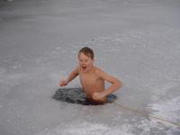 Fíla v ledu: 14.12.2012