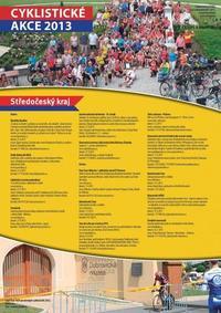 Cyklistické akce ve Středočeském kraji 2013