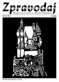Titulní strana Zpravodaje mladoboleslavského magistrátního odboru ŽP 3_2013