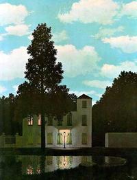 René Magritte- Říše světel