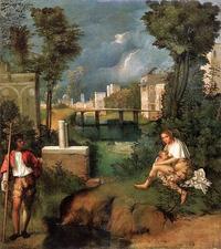 Giorgione- La Tempesta