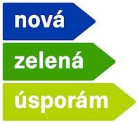 Logo dotačního programu Nová Zelená úsporám