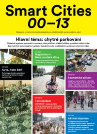 Obálku časopisu Smart Cities
