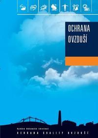 Obálka časopisu Ochrana ovzduší který vydává občanské sdružení Ochrana kvality ovzduší