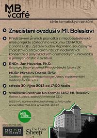 MB Café 30. 10. 2013