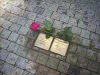 Realizace projektu Stolpersteine - Kameny zmizelých