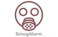 Logo aplikace SmogAlarm, zdroj: Čisté Nebe o.p.s.