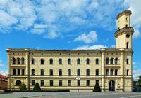 Budova magistrátu Statutárního města Mladá Boleslav