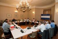 Pracovní setkání 23.7.2012
