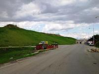Skládka TKO Michalovice, foto zdroj: www.compag.cz