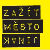 Logo akce Zažit město jinak