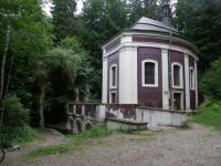 Kaple sv. Prokopa na prameni Klokočka.