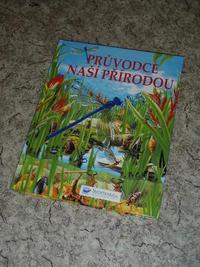 knížka Průvodce naší přírodou