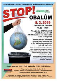 Pozvánka do EC Zahrada na měsíc březen a duben 2019
